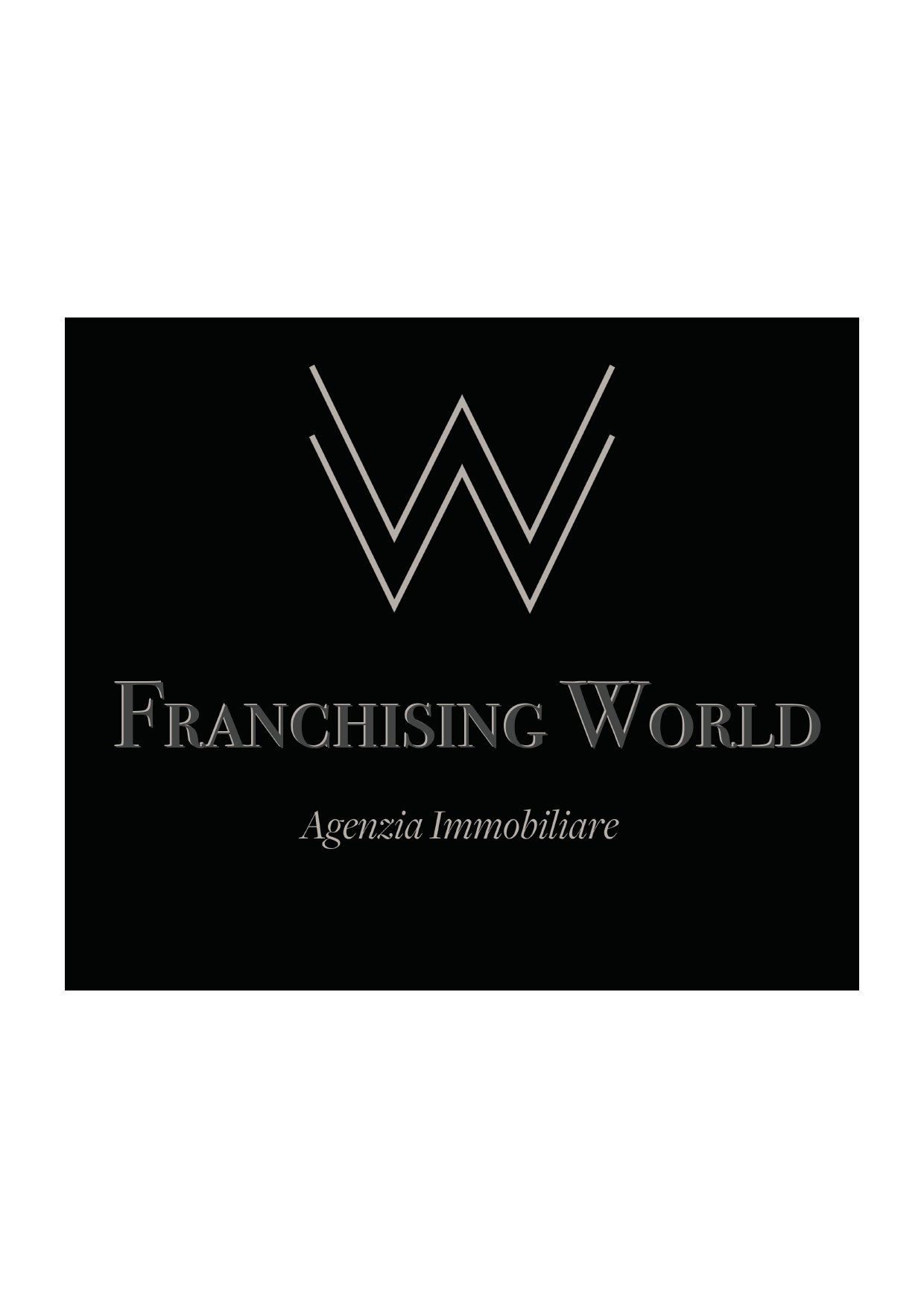 AGENZIA IMMOBILIARE FRANCHISING WORLD